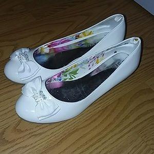 Kids formal high heel shoes